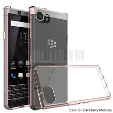 Slim Shockproof Rubber Hybrid Protective Phone Case Cover For Blackberry Keyone