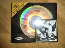 SCORPIONS/LOVE AT FIRST STING.24 KT+GOLD LIMITED NUMBERED EDITION CD. RARE!!!