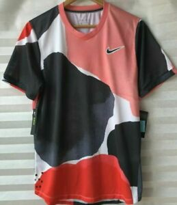 Nike Dri-Fit Court Challenger Tennis Top, BV0787-015, S, Australian Open