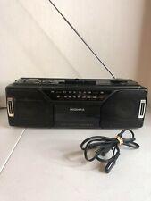 Magnavox AM/FM Radio Cassette Player Model AQ5090