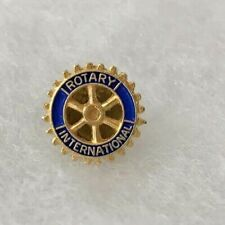Vintage Rotary International Lapel Tie Pin