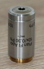 Reichert microscope microscope objective plan FL APO 10x/0,30 ph