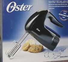Oster - HeatSoft 5-Speed Hand Mixer - Black