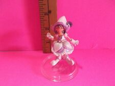 "Ojamajo Doremi Segawa Onpu 3""in Figure Witch Apprentice Adorable Purple Dress"