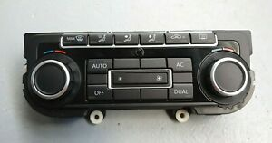 Volkswagen VW Golf Mk6 Climate Control Aircon AC Switch Unit 5K0907044BS RPL