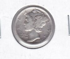 1921  Mercury Dime                         VF                     Key Date