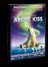 Photoshop Techniques Creating Arctic Kiss DVD with Jerry LoFaro Airbrush Action