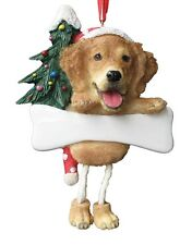 GOLDEN RETRIEVER  ~ DANGLING ORNAMENT  #15