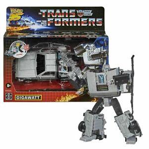 Transformers Collaborative BACK TO THE FUTURE Gigawatt 35th Anniversary