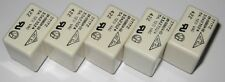 5 X ACC 24V Coil 5 Amp Relay Rated at 120 VAC - 24 V PC Mount Relay 32A23S24