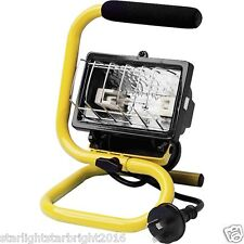 Workshop Light Work Garage Metal Body Mechanic Industrial Tool Lighting Halogen