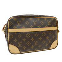 LOUIS VUITTON TROCADERO 27 CROSS BODY BAG MONOGRAM M51274 MB0066 35213