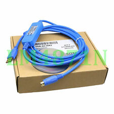 USB-QC30R2 PLC Cable Mitsubishi MELSEC Q Series UL2464 ROHS gold-plated EMI LED