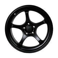 Rmk Alloy Wheel Subaru Impreza Wrx Sti Gd Gr Gv Va 18x85 32 Black Color