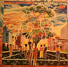 "EARTH, WIND & FIRE - LAST DAYS AND TIME 12"" LP (U 182)"