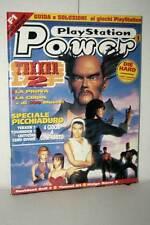 RIVISTA PLAYSTATION POWER ANNO 1 NUMERO 1 NOVEMBRE 1996 USATA ED ITA VBC 47049