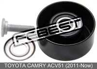 Pulley Tensioner Kit For Toyota Camry Acv51 (2011-Now)