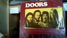VENDS  33T     THE DOORS LA WOMAN ref 42090