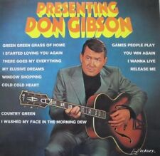 DON GIBSON - PRESENTING DON GIBSON - LP
