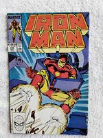 Iron Man #246 (Sep 1989, Marvel) Vol #1 Fine