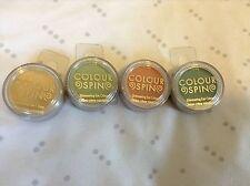 L'Oreal Colour Spin Shimmering Eye Creme Sun Drop/Green Piece/Peach Pinch/Blue *