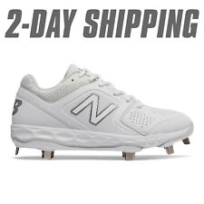 6479bf4a533b New Balance Women's Softball SMVELOV1 Metal Cleats White SMVELOW1 *2-DAY  SHIP*