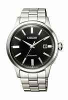 2019 NEW CITIZEN Watch Citizen Collection Classical Series NK0000-95E Men Silver