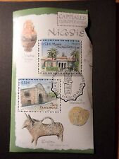 FRANCE 2006, timbres 3928 3930, NICOSIE CHYPRE oblitéré 1° JOUR CANCEL FDC stamp