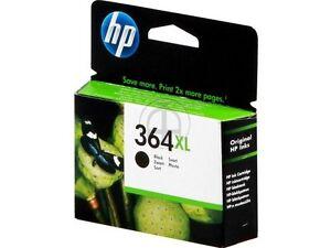 HP CN684EE HP 364 XL  Black photosmart 5515 5520 7510 D5460