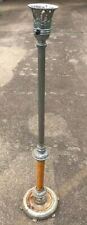 Vintage Antique Funeral Home Floor Torchiere Lamp, Very Ornate, Needs Restored