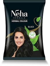 NEHA HERBAL BLACK Hair COLOR PACK 10 Natural Base
