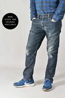 LEVIS DISTRESSED SLIM/SKINNY LEG JEANS DENIM W30 W32 W34 W36 W38 W40