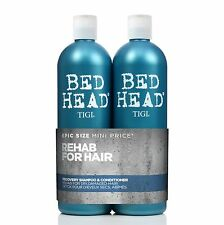 TIGI Bed Head Urban Antidotes Recovery Shampoo and Conditioner 750ml Duo