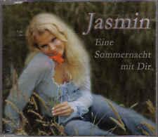 Jasmin-Eine Sommernacht Mit Dir cd maxi single