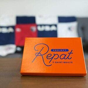 Project Repat Custom T-Shirt Quilt Gift Card, T-Shirt Comforter, T-Shirt Quilts,