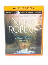 "Nora Roberts ""Time Was"" Time & Again Series - Audiobook"