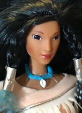 Disney's Pocahontas Barbie Mattel Fashion Barbie doll E-16