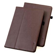 """Premium cuero cover para Apple iPad pro 9,7"""" funda Tablet Case bolsa marrón"""