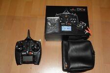 Spektrum DX6E Fernsteuerung Handsender TOP Zustand einmal benutzt Mega Zubeh.