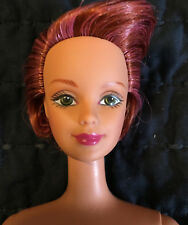 Bill Blass Barbie Doll  - Nude for OOAK  Mint Condition Sculpted Red Hair!