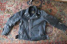 Vanson Dominator leather motorcycle jacket 40