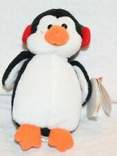 Ty Jingle Beanie Collection Snowbank Penguin Christmas Ornament 2008