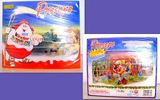 KINDER NATALE - PRESEPE 1999- 9 PERSONAGGI - BLISTERATO