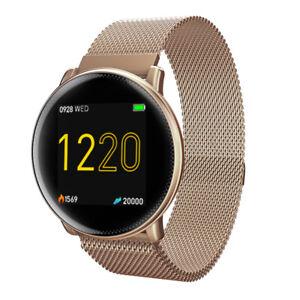Uwatch2 Smartwatch Touch Fitness Armbanduhr chrittzähler,Schlafmonitor,Stoppuhr