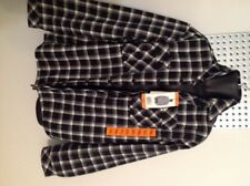 XXL Boston Traders Men's Fleece Flannel Plaid Shirt