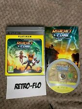 Ratchet & Clank - A Crack in Time - Jeu Playstation PS3 Complet TBE