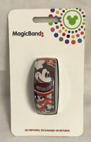 New Red 2020 Walt Disney World Chef Mickey Passholder MagicBand Epcot Popup Shop