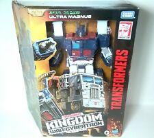 Hasbro WFC-K20 Transformers Generations War for Cybertron: Kingdom Ultra Magnus