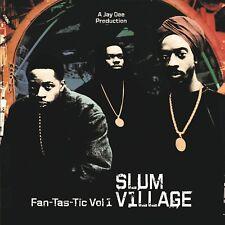 SLUM VILLAGE Fan-Tas-Tic Vol. 1  2LP Re issue  A Jay Dee Production NEW