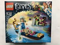 LEGO Elves Naida's Gondola & The Goblin Thief 41181 - New Sealed